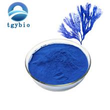 Phycocyanin-Pulver des Nahrungsmittelgrad-Phycocyanin-E18 blaues Pigment