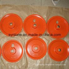 China Custom Made Iron Casting Belt Pulley