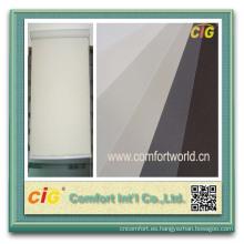 Tela de la cortina de protección solar hogar oficina de persianas