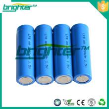 Nuevo 2015 idea del producto batería de iones de litio primaria aa