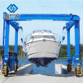 250 ton marine crane, dock crane, boat lifting equipment