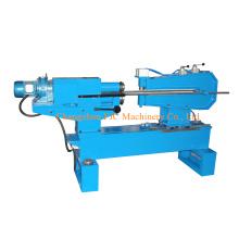 Máquina de cortar y cizallar Automic de corte ajustable con cuchillas circulares