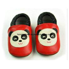 Style de conception: Chaussures en cuir pour bébé 02