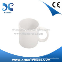 2016 Hot sale 11OZ white ceramic mugs for sublimation