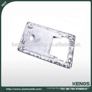 Fabricação de alta precisão zamak fundição caixa do telefone Samsung