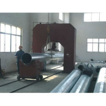 Tubular Coluna Rodada Galvanizada Electric Steel Pólo
