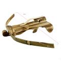 venda por atacado besta de caça de madeira com setas