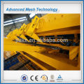 Automatic construction ribbed rebar mesh Welding Machine