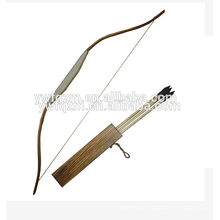 crianças de madeira profissionais baratas da China que caçam o arco e a seta