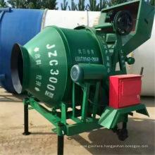 Factory price concrete mixer machine for sale