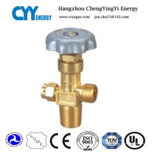 Valve de cylindre de LPG / soupape de cylindre de gaz de LPG / soupape de sûreté de cylindre de GPL