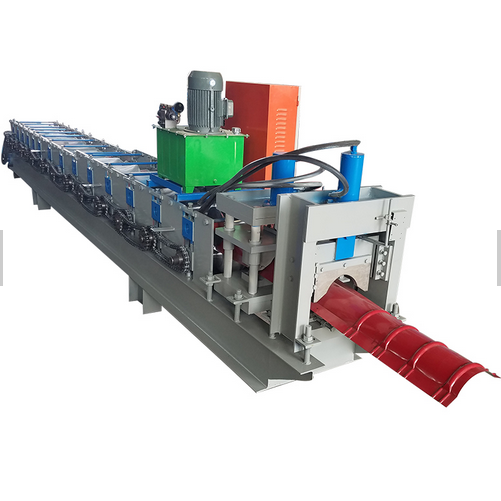 Ridge Cap Machinery
