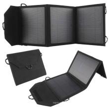 High-conversion Sunpower 10W chargeur solaire portable pliable portable