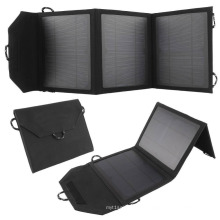 Portable High Coversion Sunpower Solar Panel Charger para atividades ao ar livre