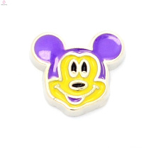 Free sample beautiful mickey mouse charms jewelry wholesale