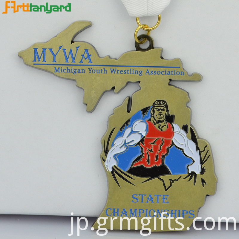Customize Sport Medals