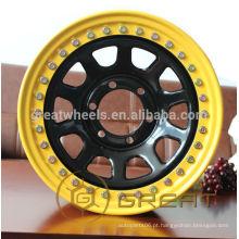 Rodas de rodas de RV, jante de 4x4 com alta qualidade