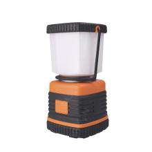 Lanterna com bateria de 1000 lúmens operada com borracha e tamanho D