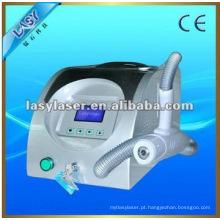 Máquina portátil do tatuagem da remoção do ponto da idade do laser portátil