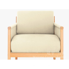 Tissu à la maison de textile de sofa de Linenette 100% polyester pour des meubles