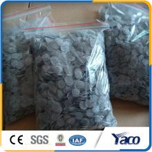 Telas de malha de arame de tecelagem Telas de tubulação de ar quente de tecelagem