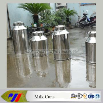 50 litres de lait de lait en acier inoxydable