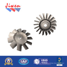 Alliage d'aluminium de qualité supérieure pour navette à turbine