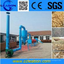 Machine de séchage à la scie (HGJ-III) Machine de séchage de tuyaux de sciage à haute efficacité et à haute efficacité | Machine de séchage à la scie multifonctionnelle | Sécheur de sciure de pipe
