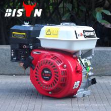 BISON Chine 6.5HP Cylindre Sinwge OHV CE Standard 6.5hp 4.1KW Loncin Engine
