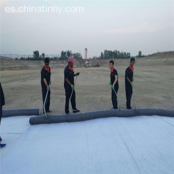 Bentonite Geosynthetics Clay Liner PE Flm GCL