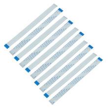 Custom high quality ffc 10 pin flat ribbon cable