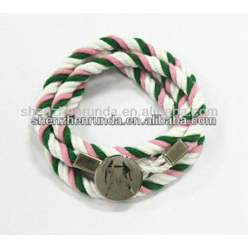 Fashion Jewelry Weave Bracelet Bracelet Manufactures & Suppliers & Factory