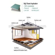 Placa de piso de MgO de alta resistência 18 mm 20 mm