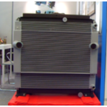 Heat Exchanger for Motor Grader