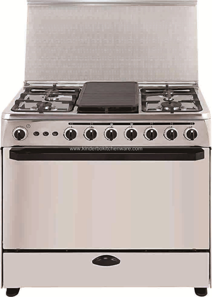 Hot Plate and Gas Stove