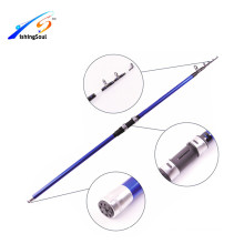 TSR070 cheap surf fishing rod blanks graphite telescopic fishing pole