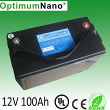 Bateria de 12V 5ah-300ah LiFePO4 para EV