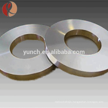 High quality Gr1 Gr2 titanium butt welding ring short type