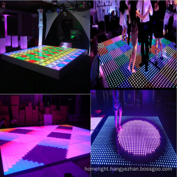 LED 8*8 Pixels Digital Dance Floor Light