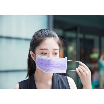 Meltblown Nonwoven Fabric Facial Mask