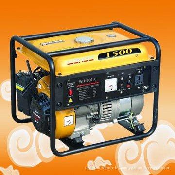 GS approbation 1.1kW max. Générateur d'essence essence