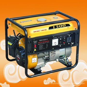 GS approval 1.1kW max. power petrol generator_