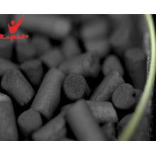 Silberimprägnierte Aktivkohle für biologischen und chemischen Schutz Preis in Kg