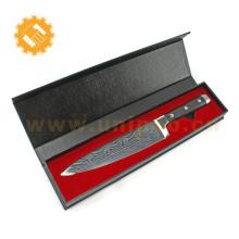 Couteau de cuisine manche G10 japonais meilleurs couteaux damasco