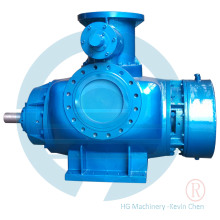 2hr Series High Temperature and High Viscosity Twin Screw Pump