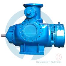 2hr Series High Temperature and High Viscosity Twin Screw Pump