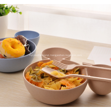 4-Pieces Mickey Mouse Shape Kids Tableware