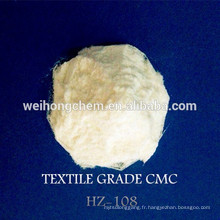 Carboxyméthylcellulose CMC Textile Printing Thickener
