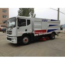 New Model D9 Vacuum Road Sweeper Truck