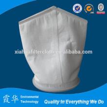 Venda quente micron PP / PE saco de filtro líquido para piscina